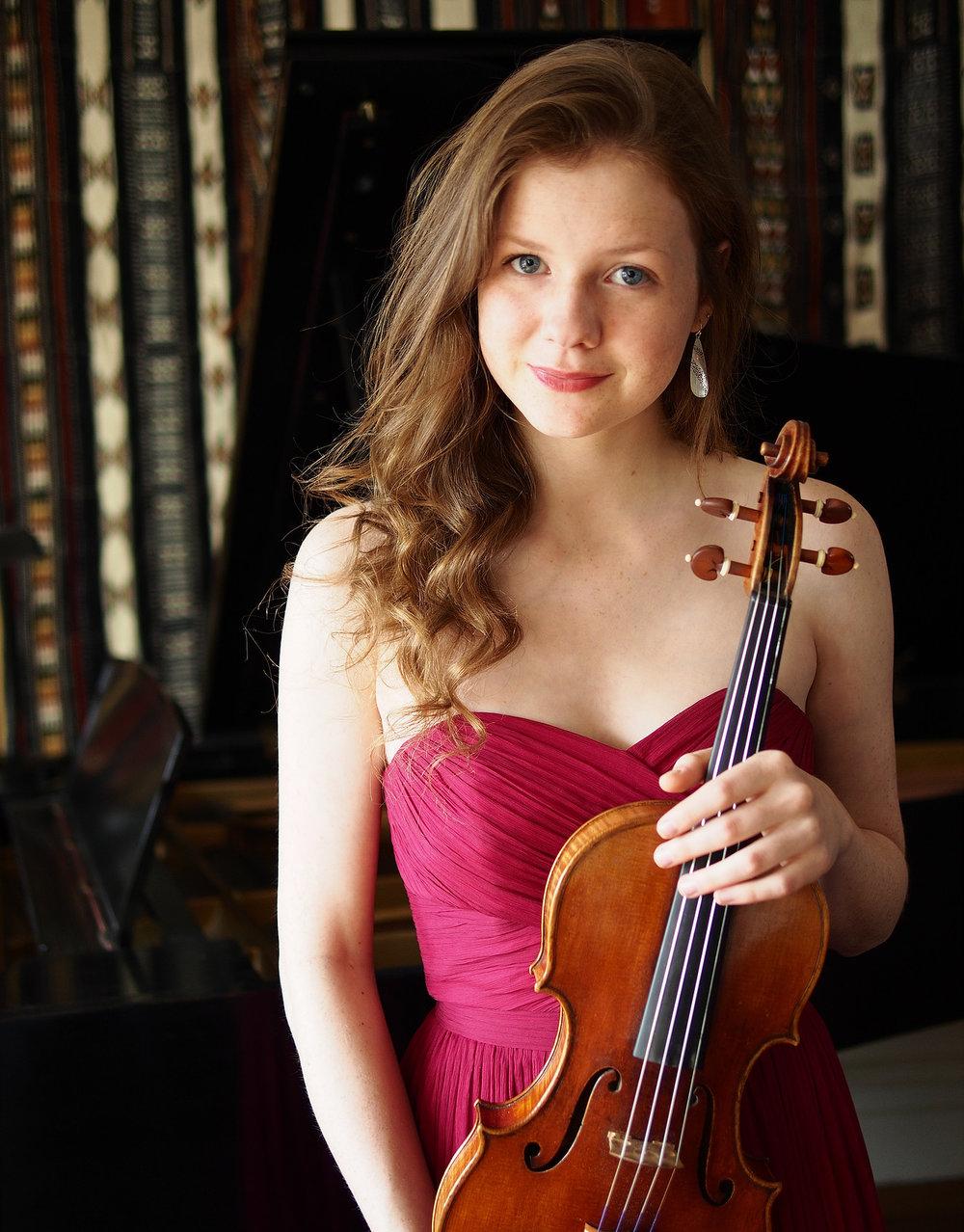 Alice Ivy-Pemberton - Violin