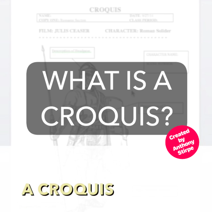 EncyClipPedia: What Is A Croquis?