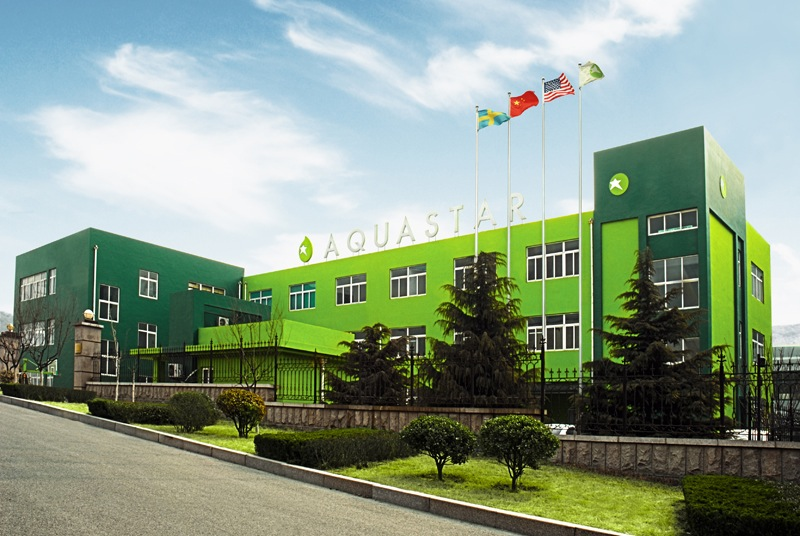 Starfiber factory in Qingdao China