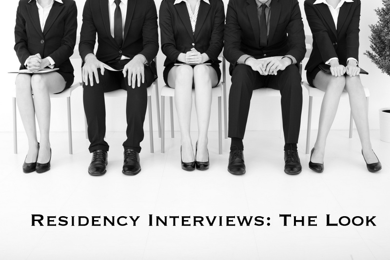 Residency Interviews  The Look - What to Wear to your Residency Interview 9ae93758b0ea7