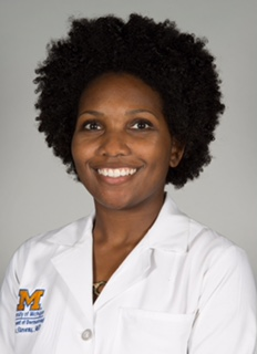 career profile - dermatology resident - university of Michigan