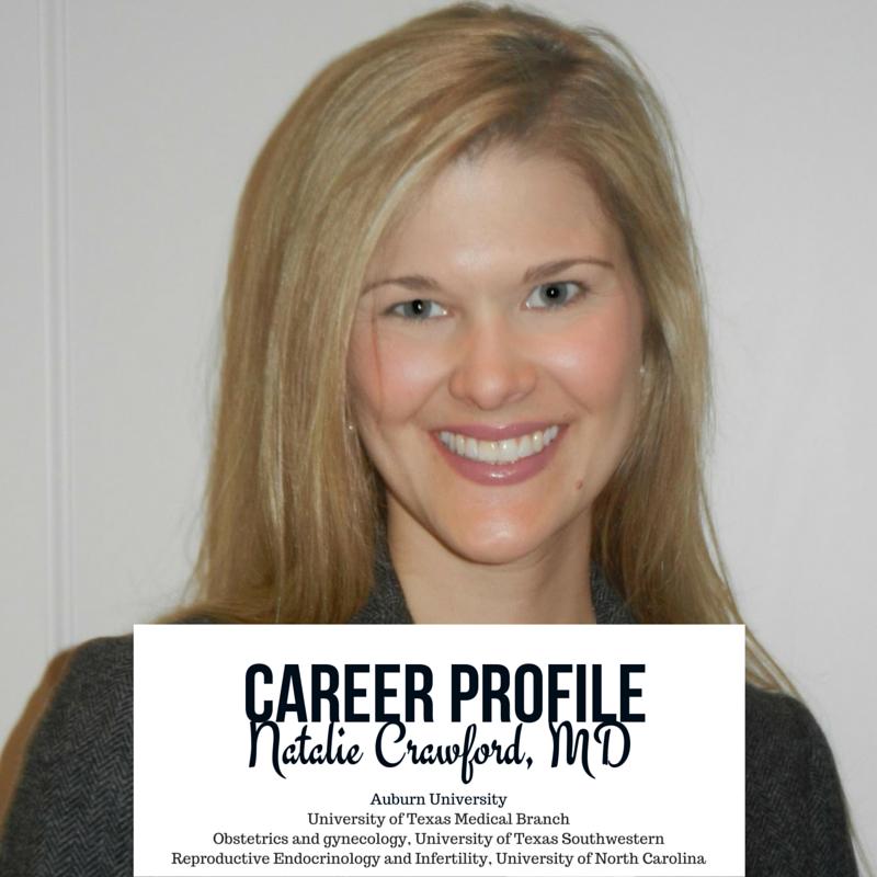 career profile - Natalie - attending physician