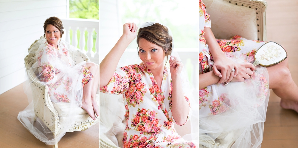 Photos by  Maison Meredith Photography , Vintage Chair from  A La Crate Vintage Rentals