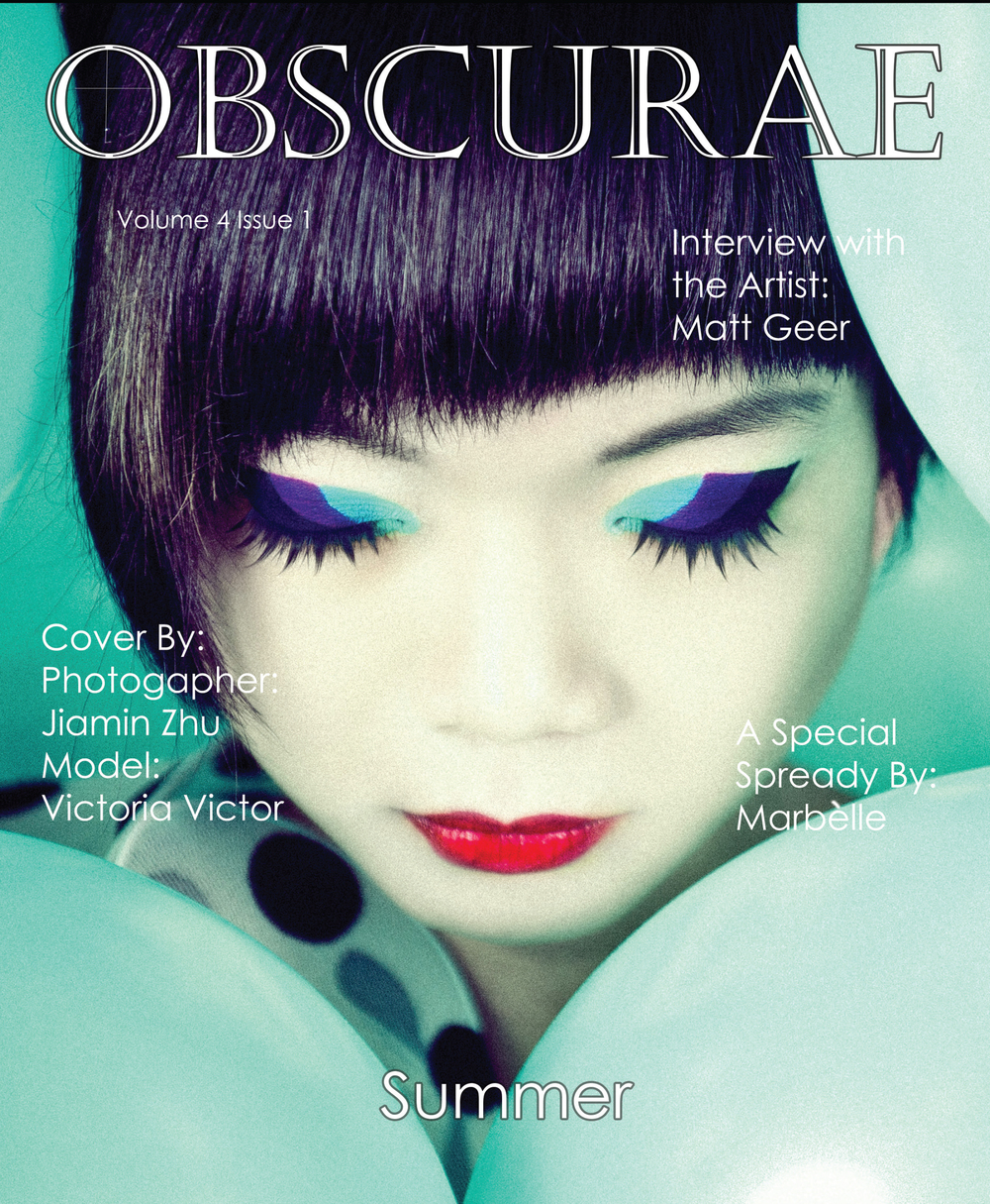 Obscurae Magazine   July, 2014