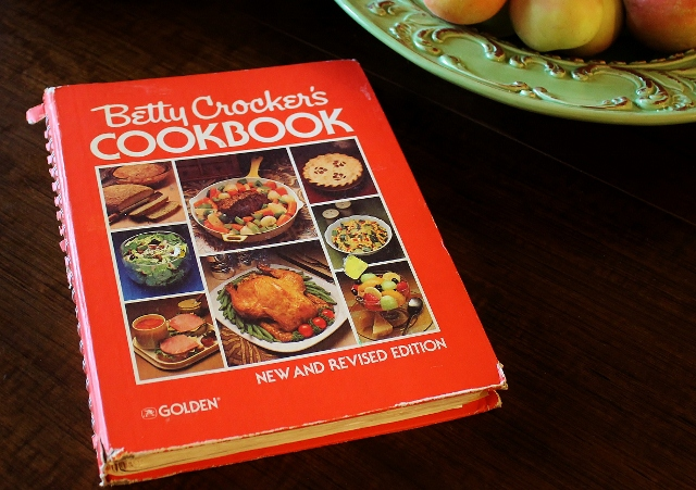 betty crocker picture cook book