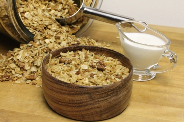 Granola- Recipe