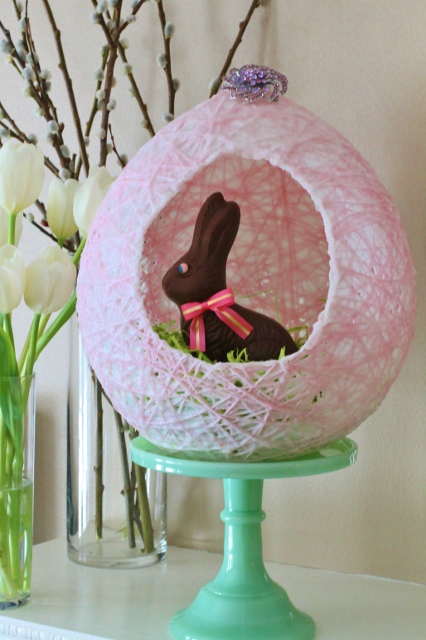 Vintage Easter Egg DIY