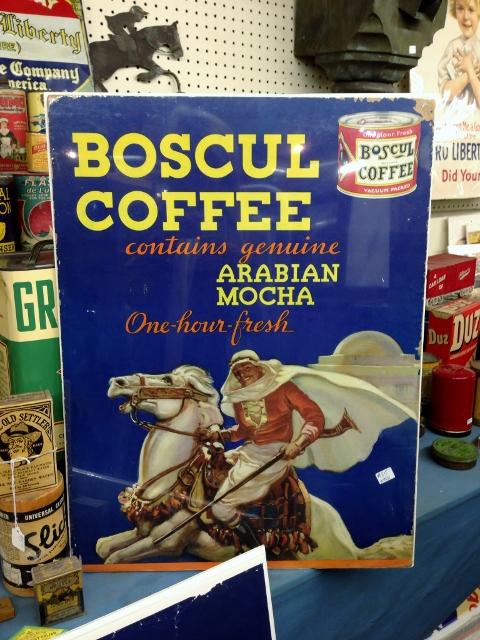 Vintage Coffee Can Planters via Leslie Reese (1)