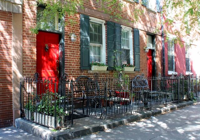 Soho NYC via Leslie Reese