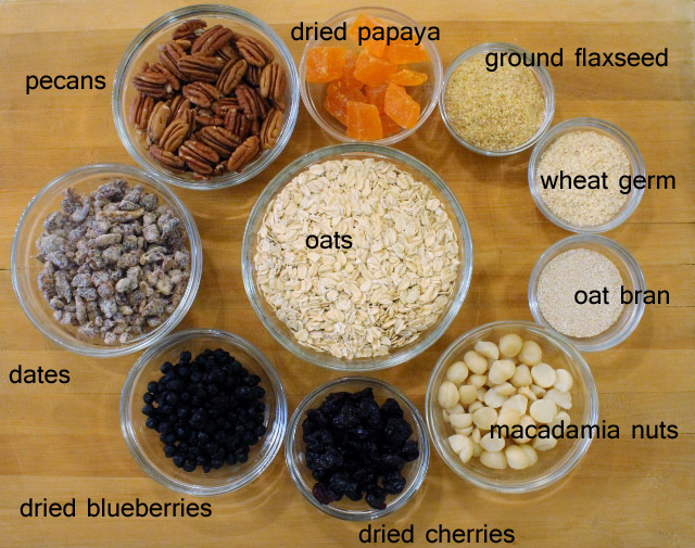 Quick easy healthy granola bar recipes