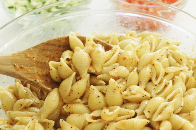 Pasta Salad Reese via Leslie Reese (3)