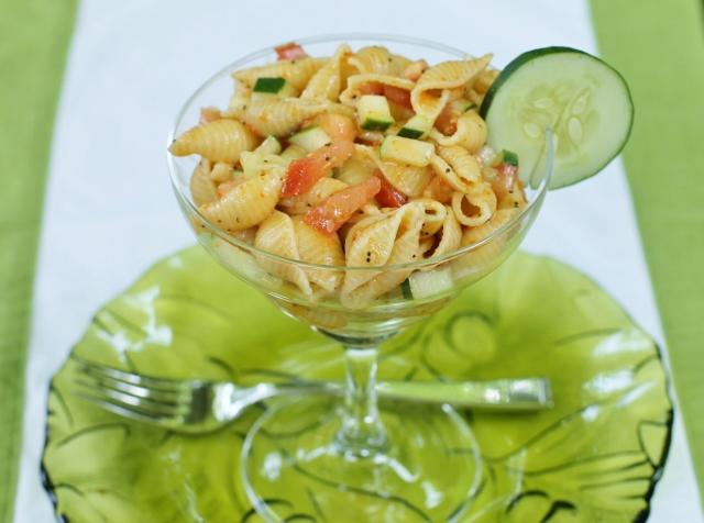 Pasta Salad Reese via Leslie Reese (5)