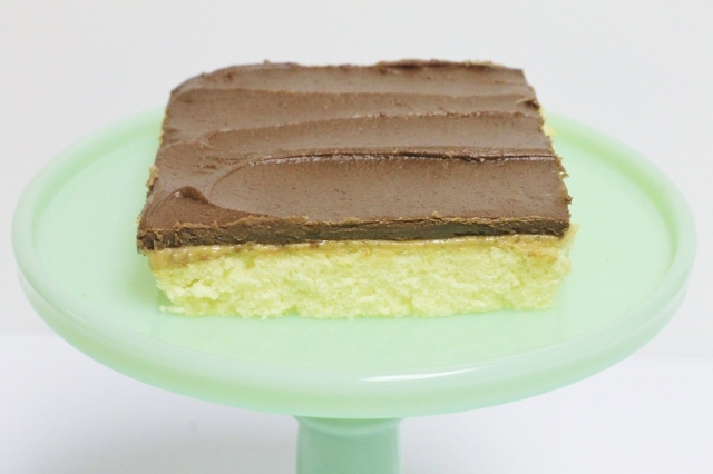 Easy Peanut Butter Tandy Cake Recipe