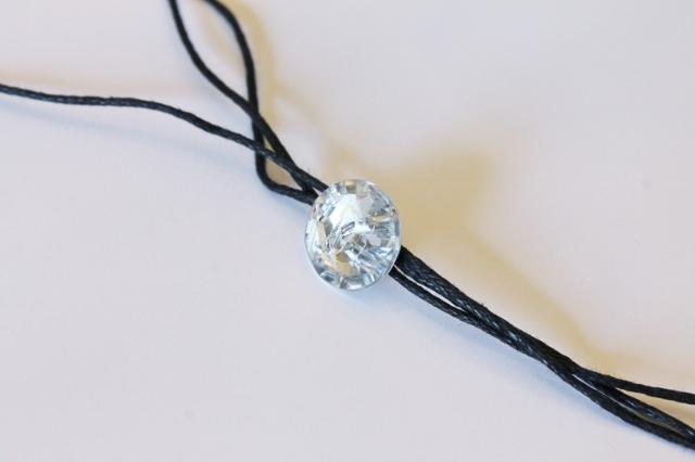 Woven Beaded Bracelet DIY (1)
