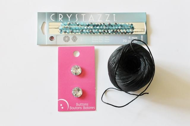 Woven Beaded Bracelet DIY