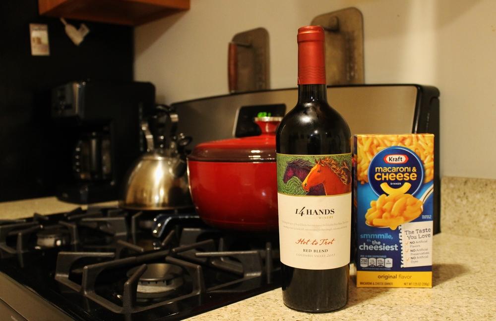 Dinner for One.