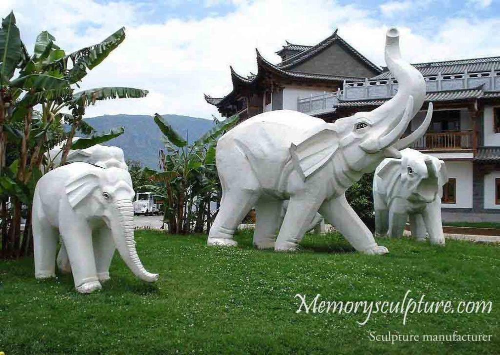 polyresin sculpture