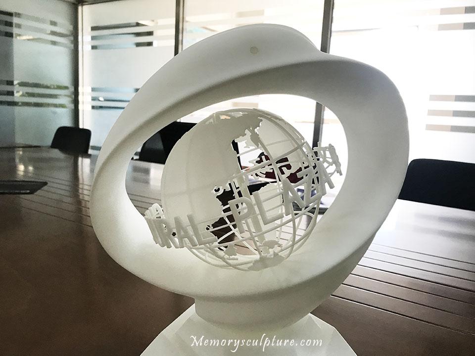 1:10 scale 3D model