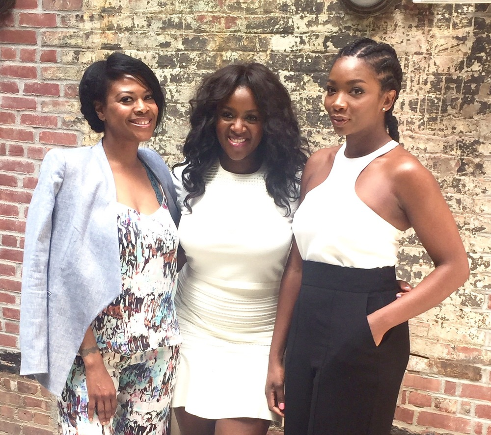 Left to Right: Felicia Walker Benson,  Danielle Gray, Christene Carr