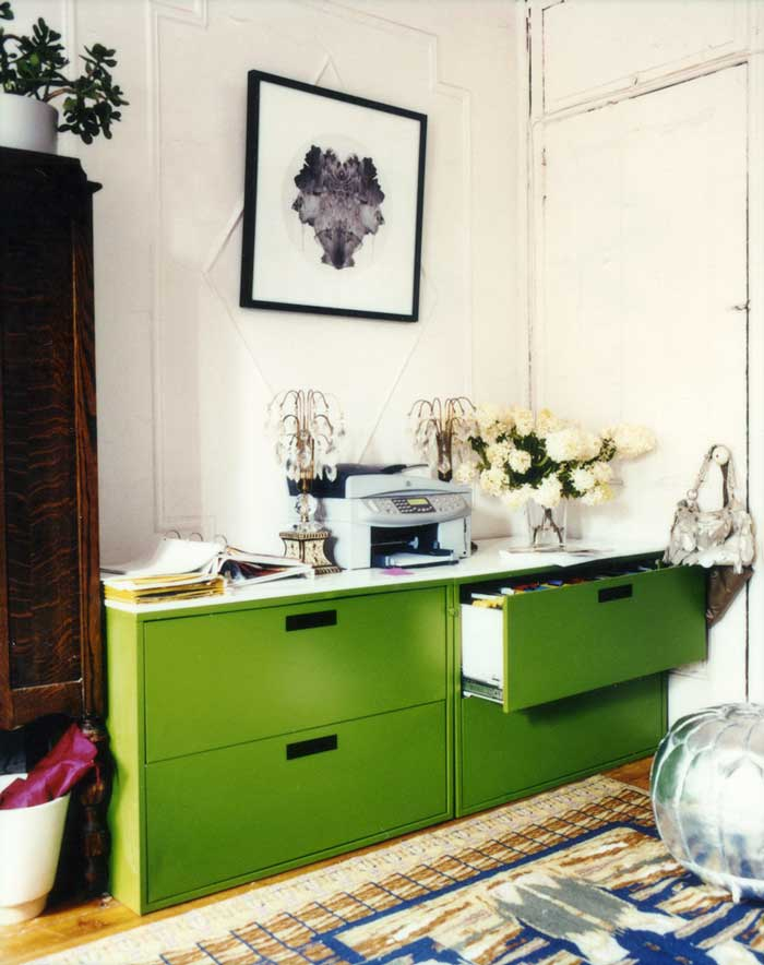 prop styling interiors office