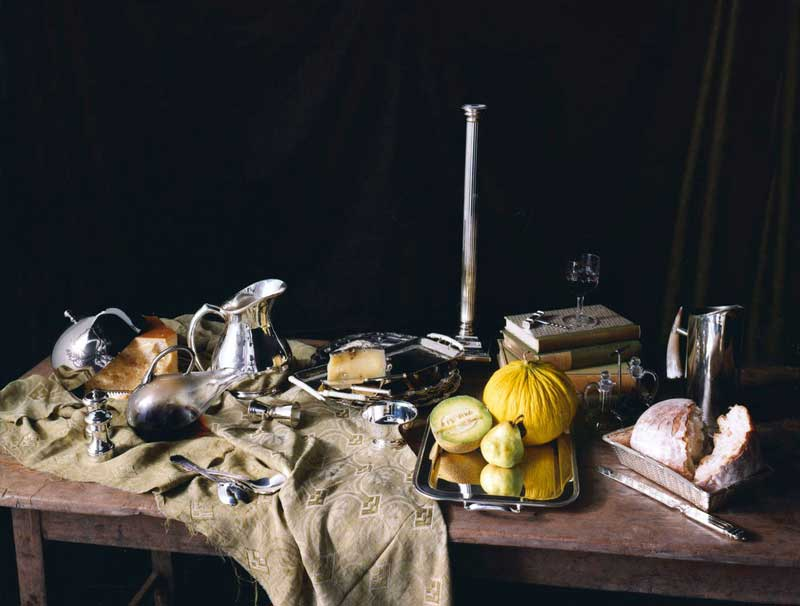 PROP STYLING _  STILL LIFE