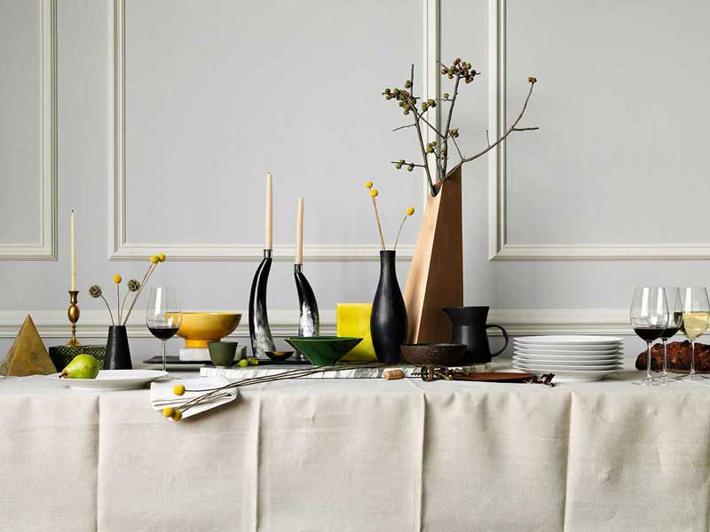 prop styling food + entertaining
