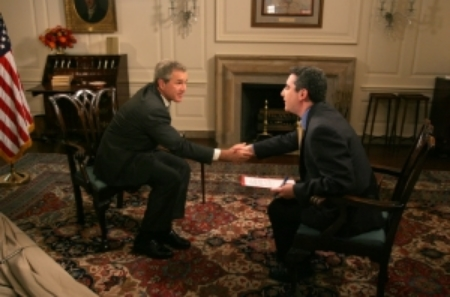 Interview with President George W. Bush, The White House, July 3 2003