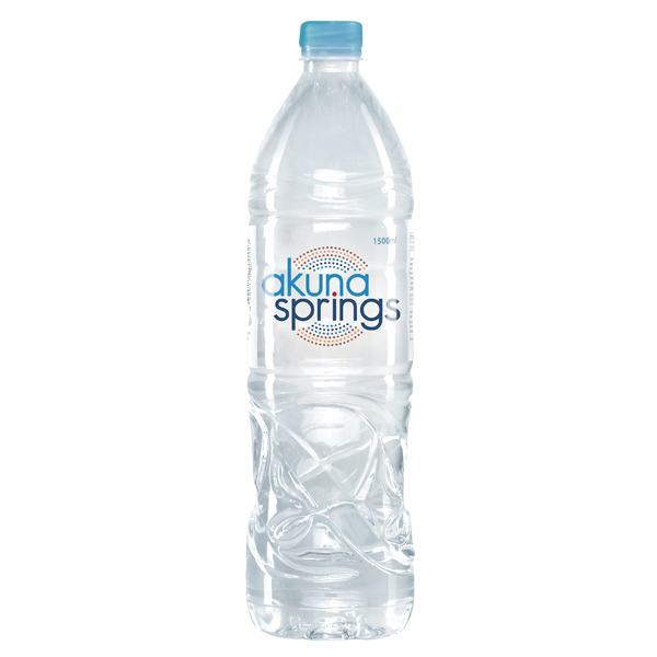 1.5lt Akuna Springs Still Water