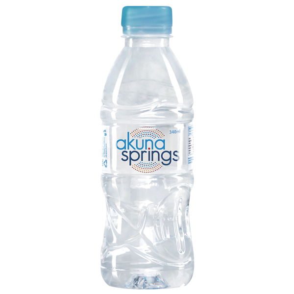 340ml Akuna Springs Still Water