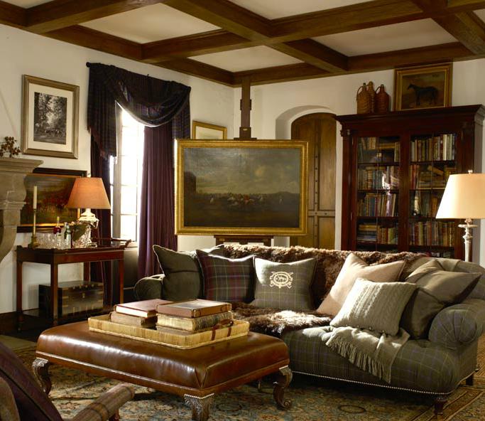 Fall 2011 Ralph Lauren Brookfield Collection. Style Inspiration  Ralph Lauren   Jennifer Barron Interiors