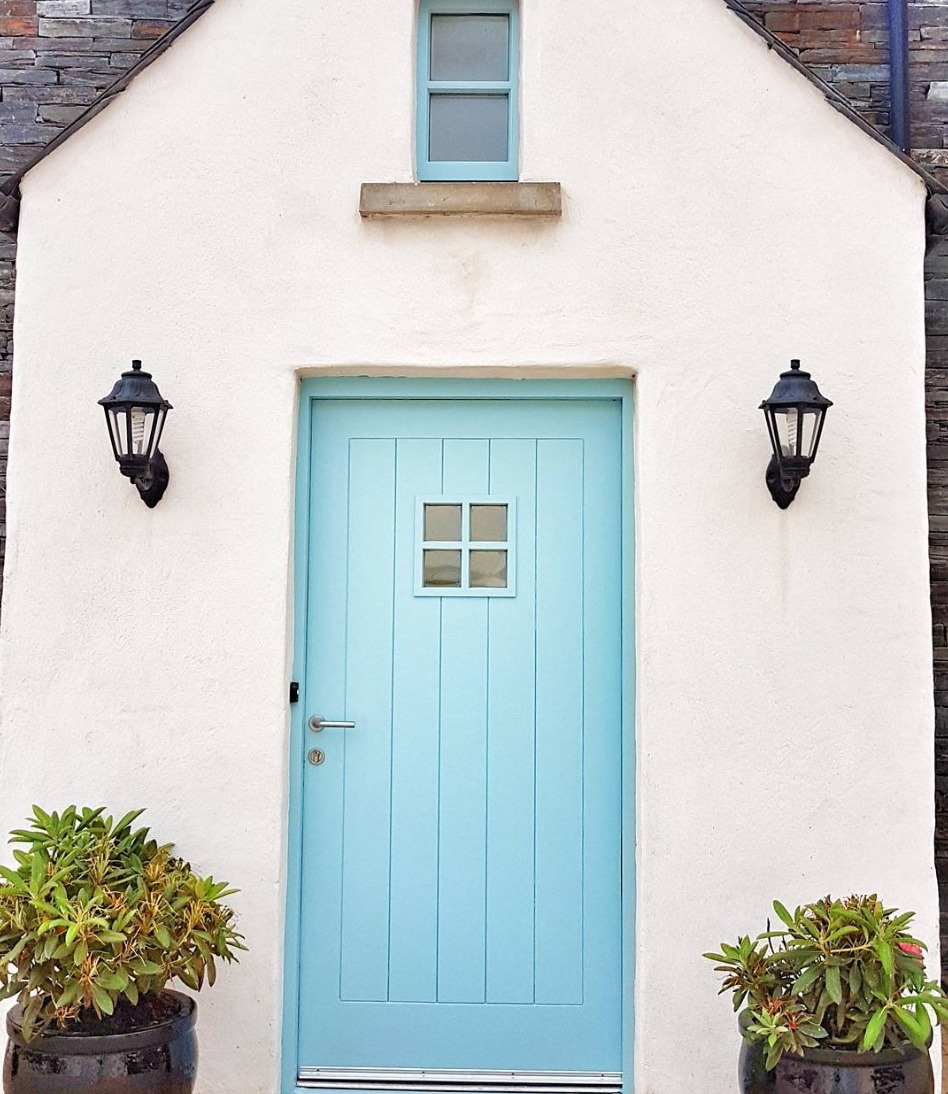 Farrow and Ball ,  Blue Ground No. 210