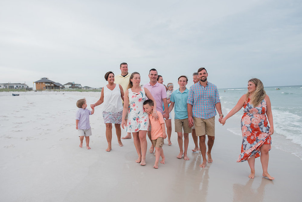 extended family session-Pensacola Beach Photographer-Ann Mangum Photography
