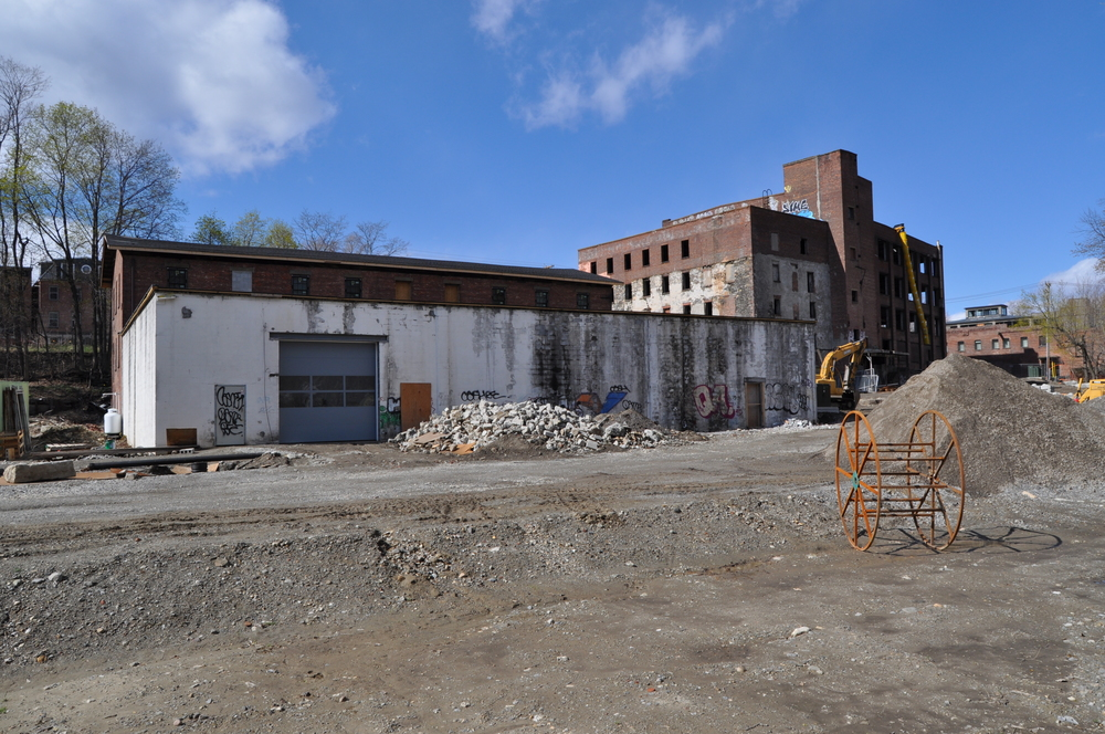 7 East Main Street Progress Update Hudson Valley Brewery