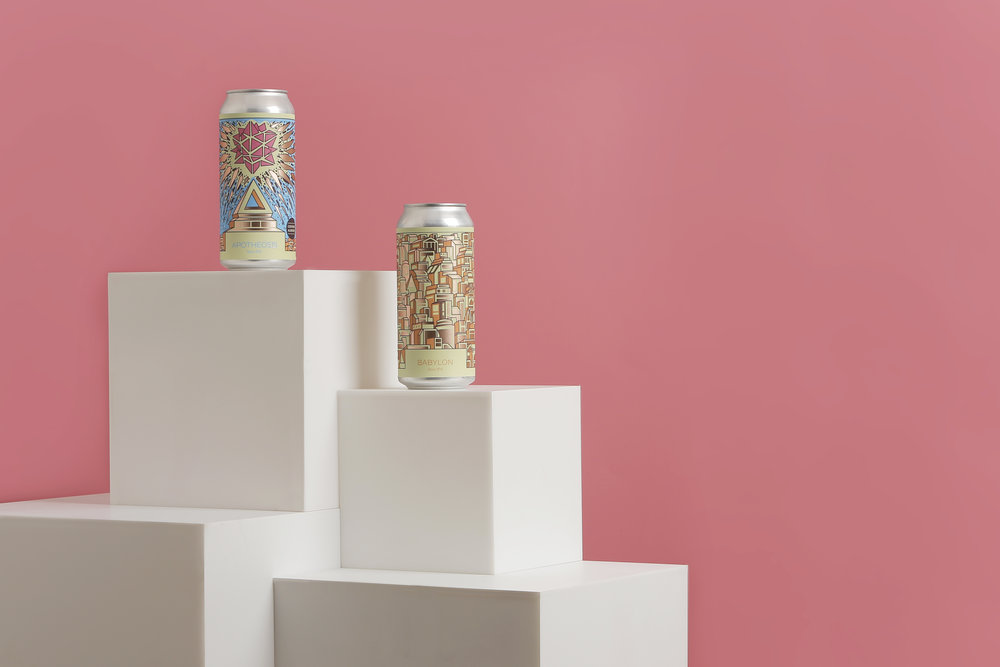 Apotheosis and Babylon Cans