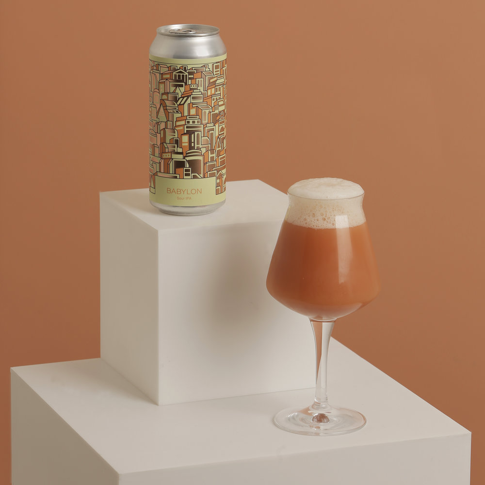 Photo of Babylon in a can and teku