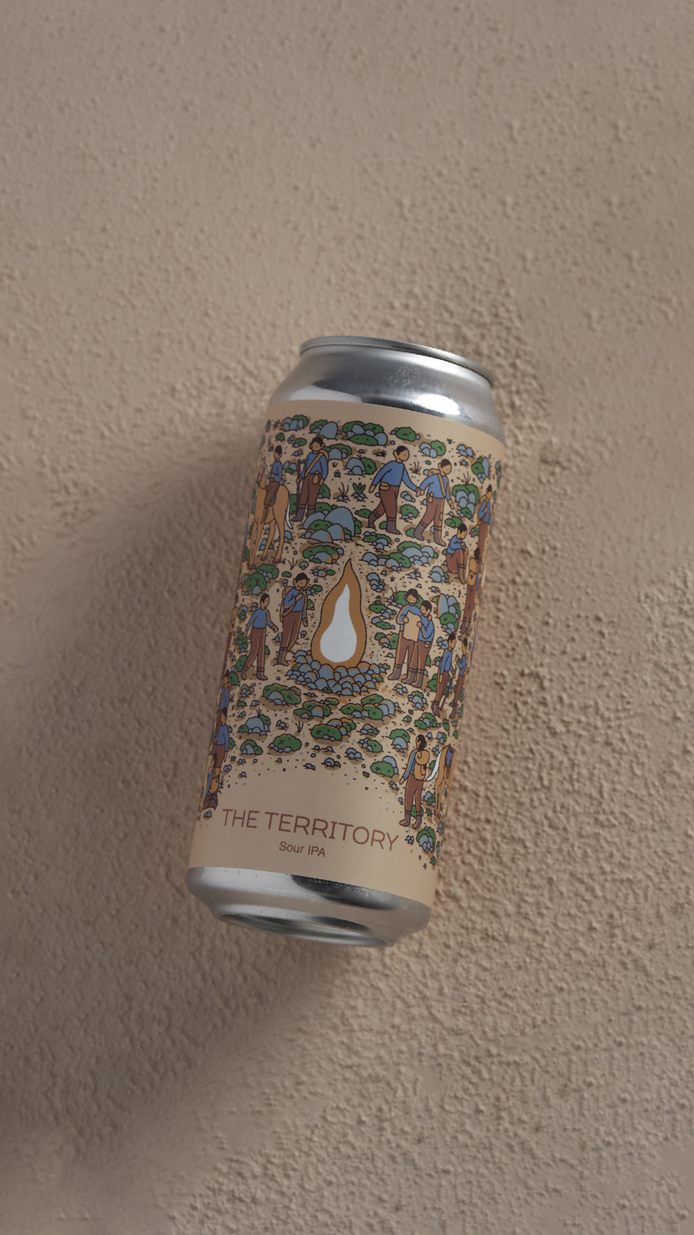 """Photo of """"The Territory"""" Can"""