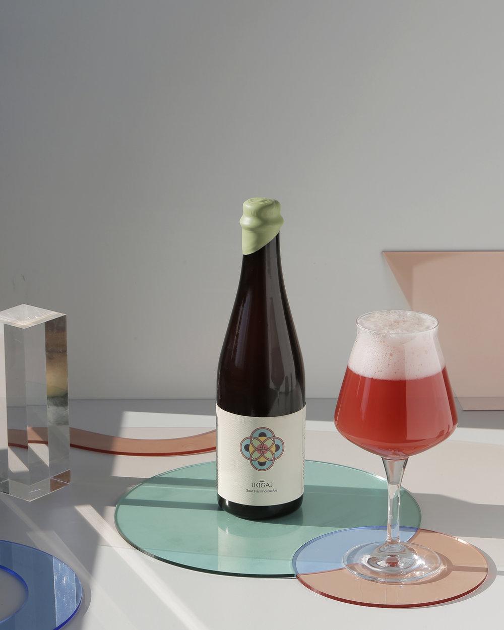 Photo of Ikigai bottle