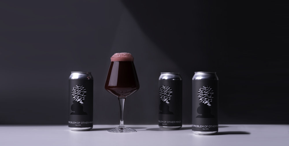 Photo of The Problem Of Other Minds cans and in a glass