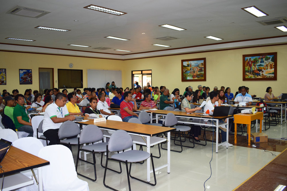 Participants at the Regional Cacao Industry Convergence for CALABARZON.