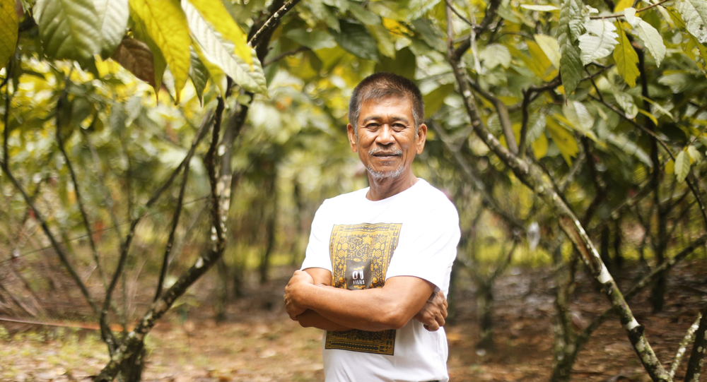 Adopt a cacao tree   Help a community of retired marines and receive chocolates through Crowdfarming.    Learn more