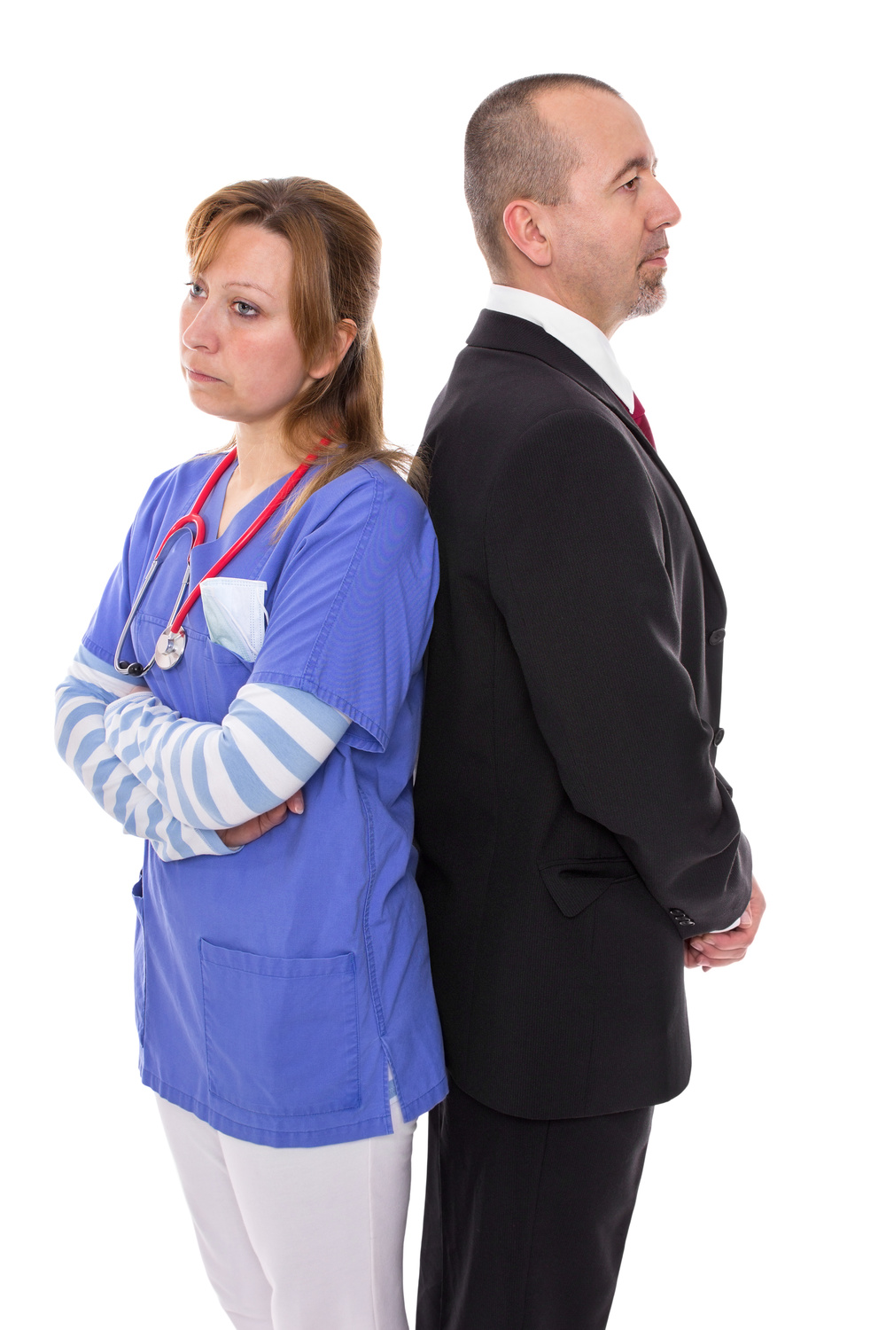 Can your boss talk to your doctor? Image © tibanna79 -- stock.adobe.com