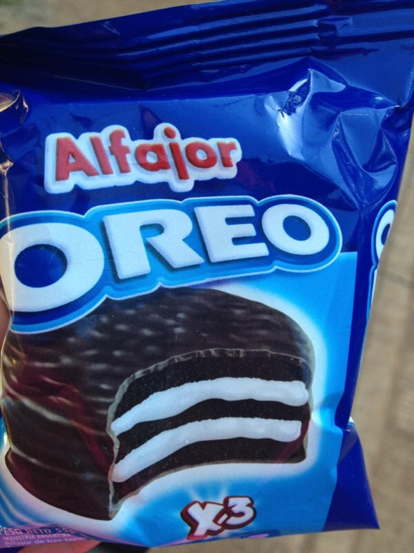 They now make Oreo alfajores AMEN AMEN AMEN