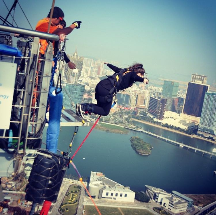 Bungee #4, Macao, Highest in the world