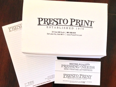 PrestoPrintPackaging