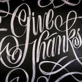 The team at Silen6 are thankful for so many things, but our valued clients and supporters are definitely at the top of our list. A very heartfelt thank you from us to you. ⠀ ⠀ What are you thankful for this holiday season? ⠀ .....⠀ Chalk art by @spencerventure