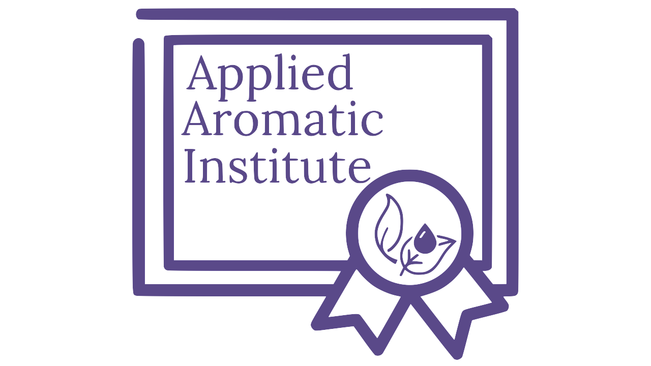 Applied Aromatic Institute Essential Oils Aromatherapy Certification
