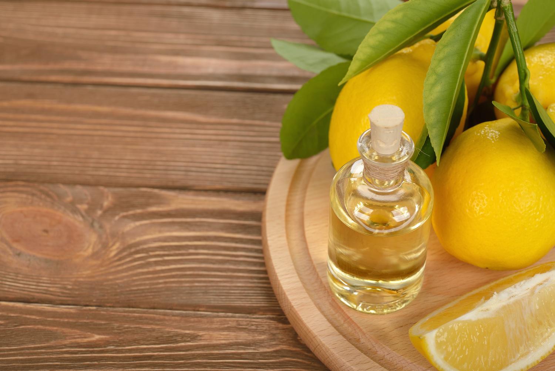 Oils: Lemon, Citrus Limon