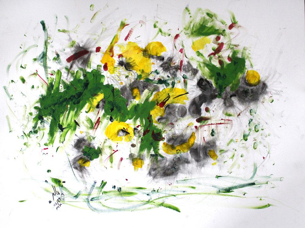 Ornette Flowers, 2017