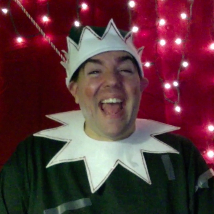 Steve the Happy Elf