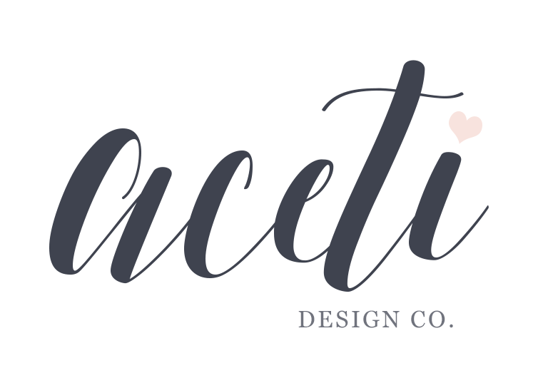 Aceti Design Co. Logo